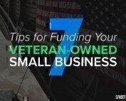 Tips to start and fund a veteran owned business