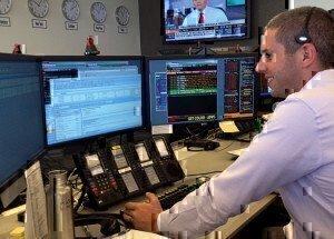 Recon Marine in Job at Goldman's