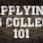 Applying to College as a Veteran