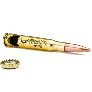 50 cal bullet bottle opener
