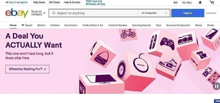 ebay-website