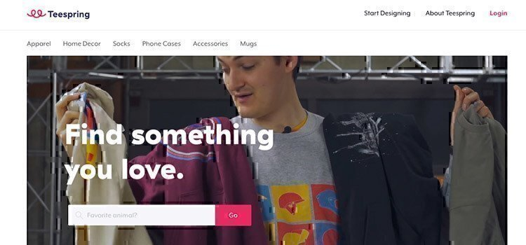 teespring-website