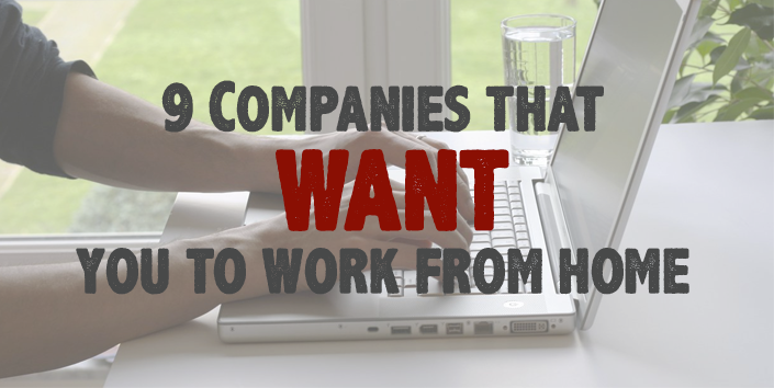 These 25 Companies Want You to Work From Home  TheStreet