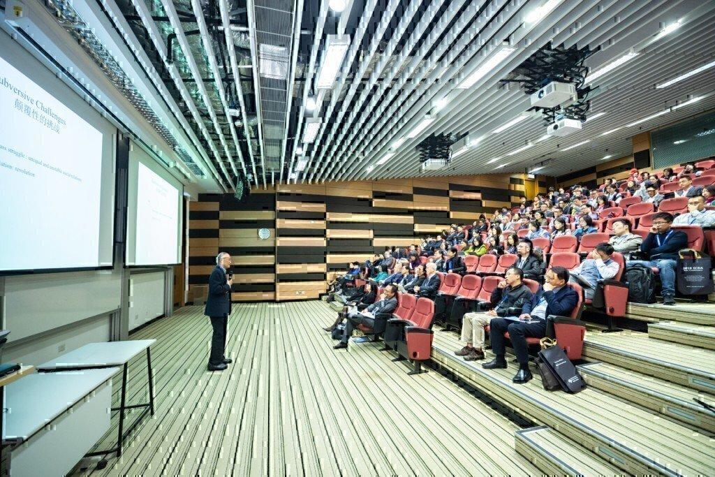public speaking to a school