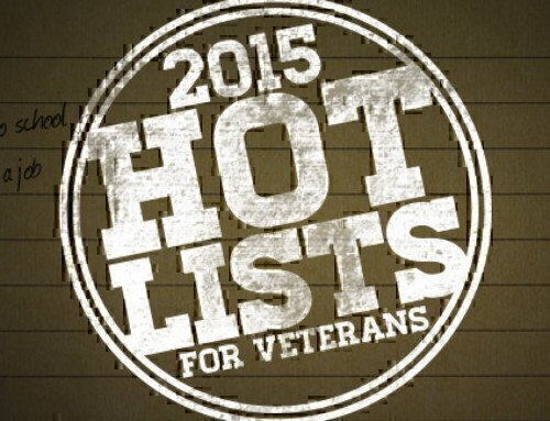 Hot Lists For Veterans 2015