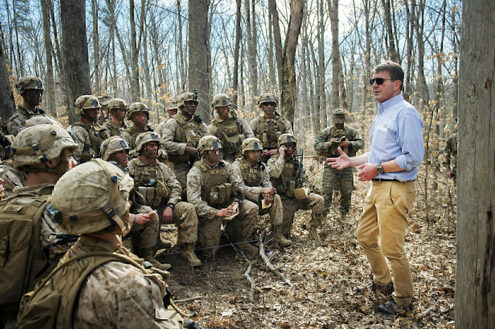 5 Differences Between Army And Marine Corps Infantry Jobs For
