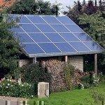 solar energy alternative energy degree