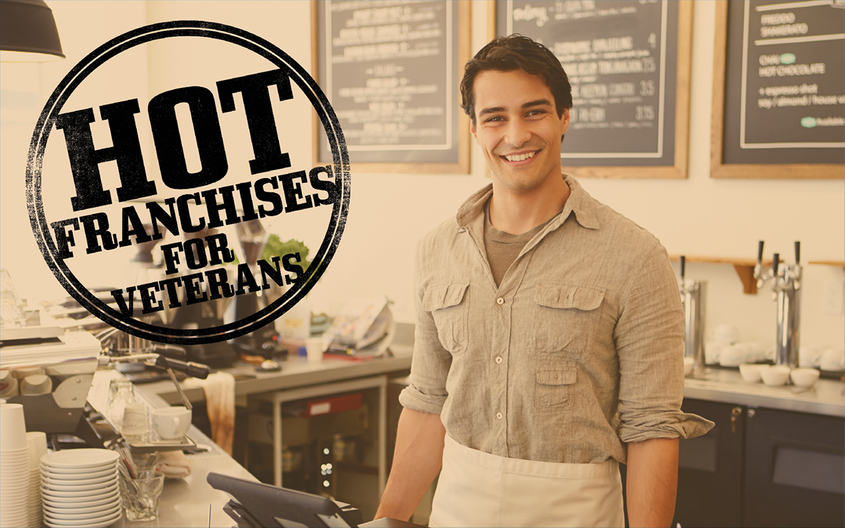 15 Hot Franchises for Veterans: 2016 Edition