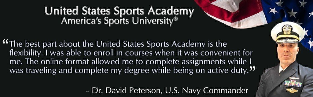 United States Sports Academy Schools for Veterans