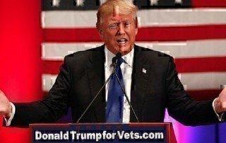 donald trumps veteran plan