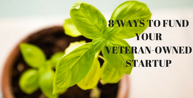 how to get funding for a veteran owned business