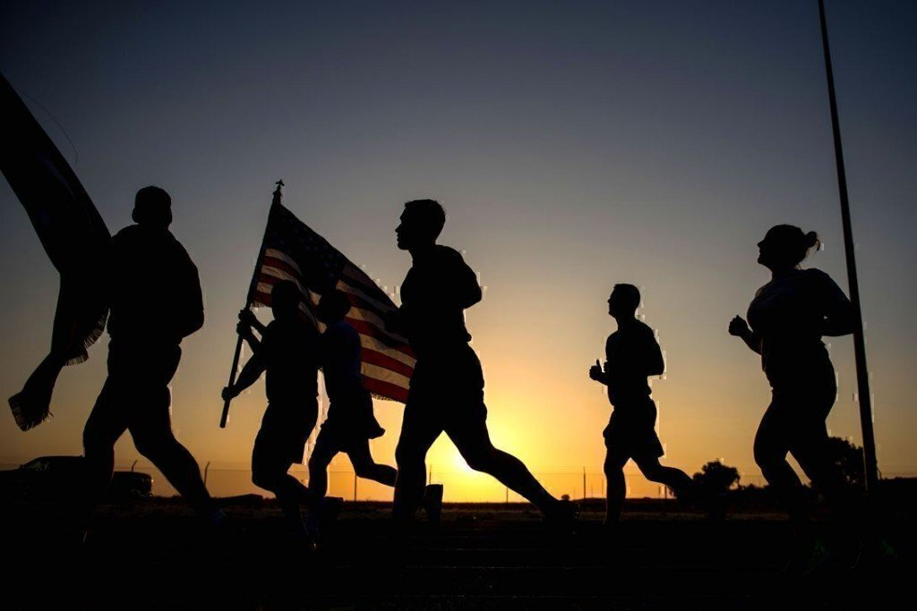 stay fit after the military