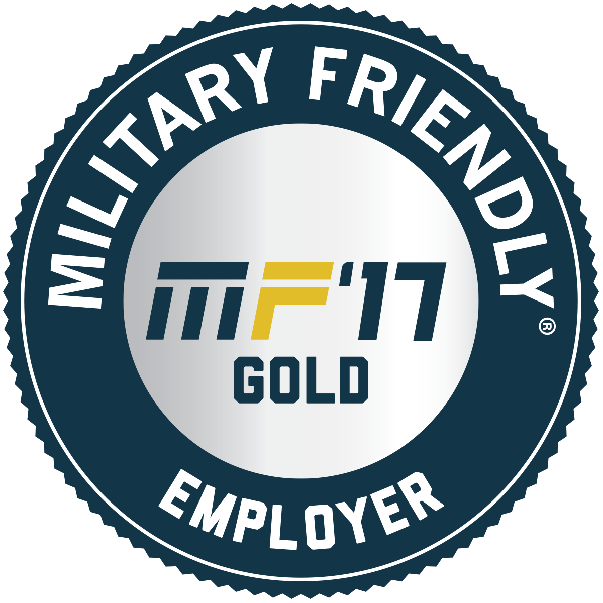 Security 88 Security Military Friendly Gold Employer