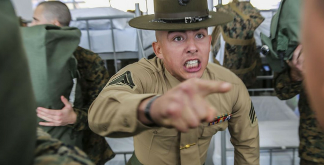 funniest punishments in the military