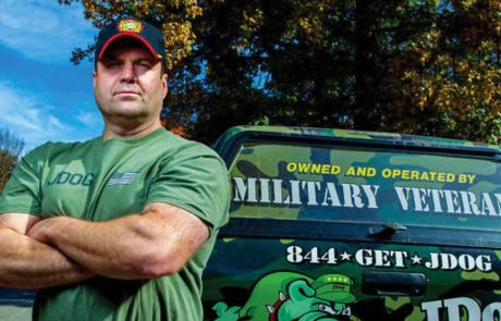 JDog Veteran Franchise Opportunities
