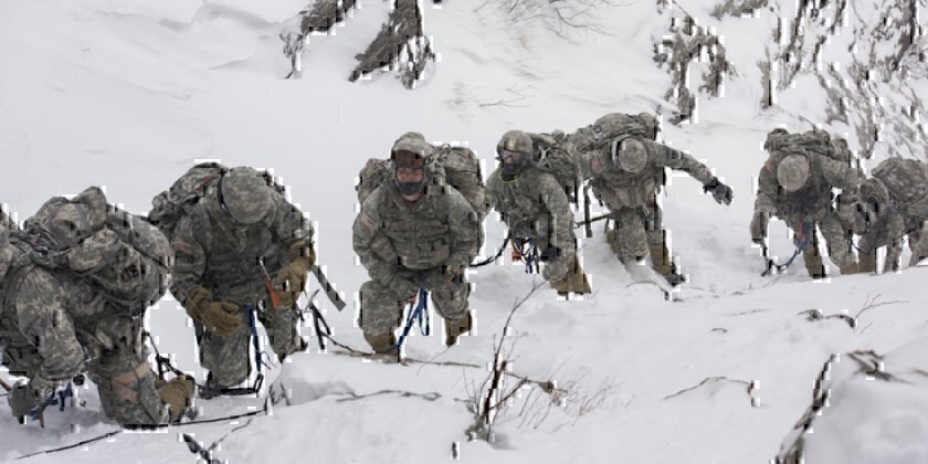 Army Designs New Cloth For Cold Weather Gear