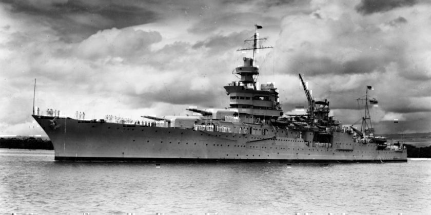 Microsoft Co-Founder Founder Paul Allen Leads Team To Discover Sunken WWII Ship
