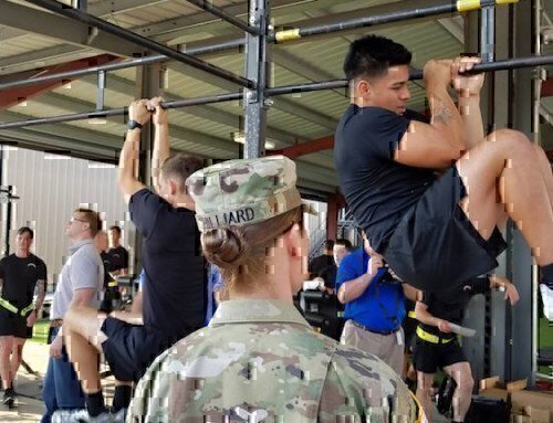 A New Army Fitness Test Could Be Implemented Next Year