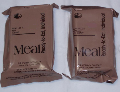 The Science Behind MREs