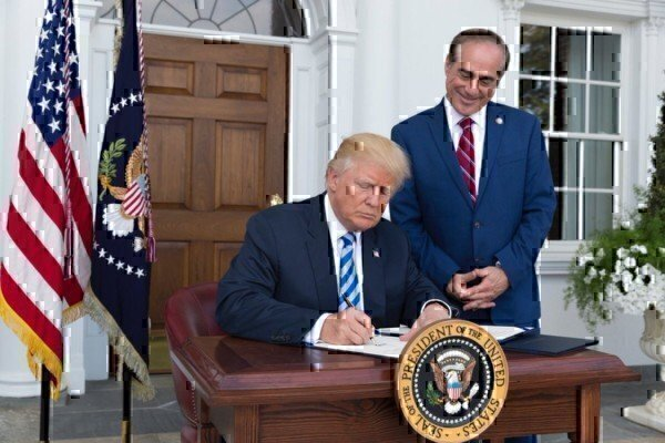 Trump signs Forever Post 9/11 GI Bill