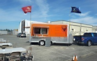 USMC veteran owns food truck