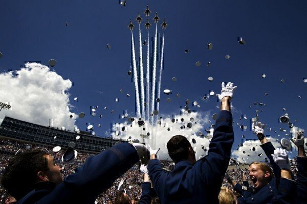 Happy Birthday, Air Force!