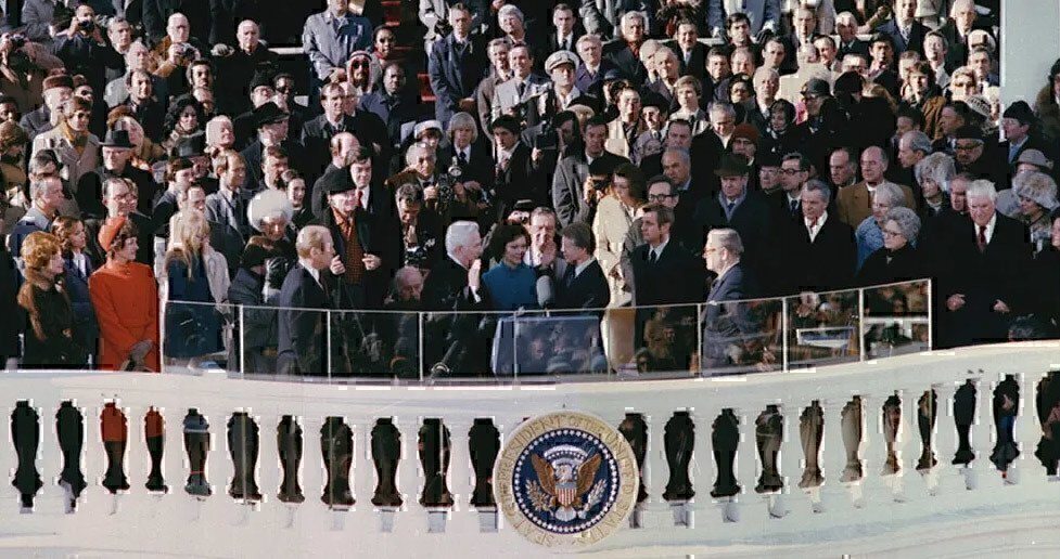 jimmy-carters-inauguration