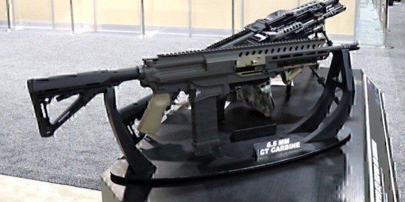 Combat weapon