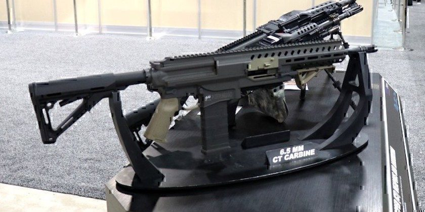 New Army Combat Weapon Aims to Be 10X More Effective