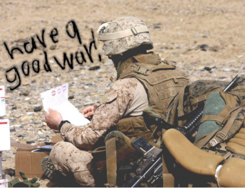 10 Hilarious Letters From Kids to Deployed Soldiers