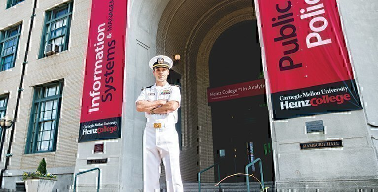 Carnegie Mellon University's Cybersecurity Program A Great Fit For This Navy Vet