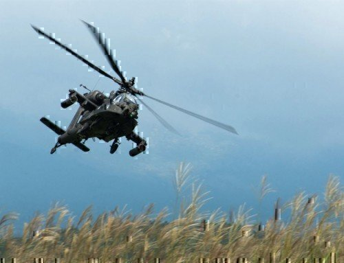 Here's What Happens When the Army Puts a Laser On an Apache Helicopter
