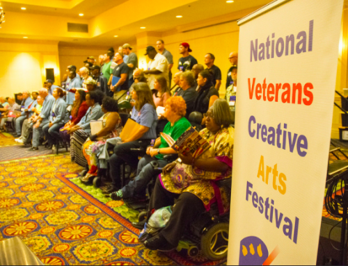 National Veterans Creative Arts Competition Under Way