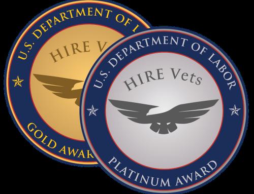 DOL Announces Demonstration of HIRE Vets Medallion Program