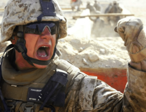 The Origin Story of the Marines 'Oo-rah' Battle Cry