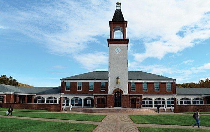 Quinnipiac University Building