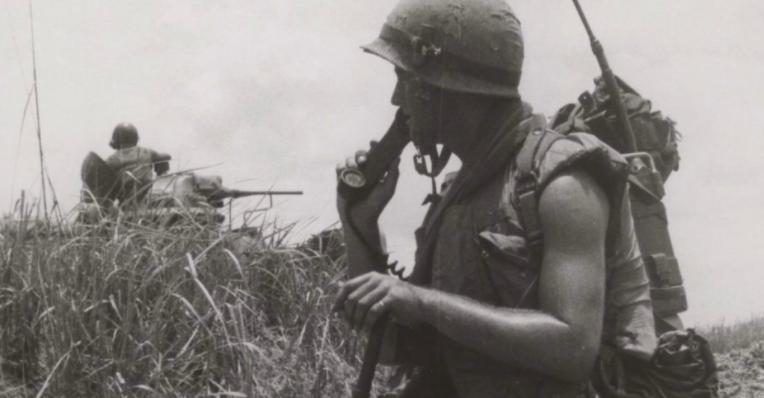 Vietnam Commo Guys