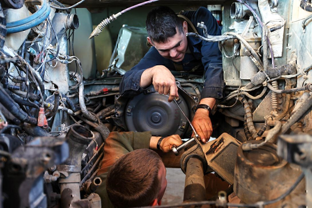 Diesel Mechanic Jobs
