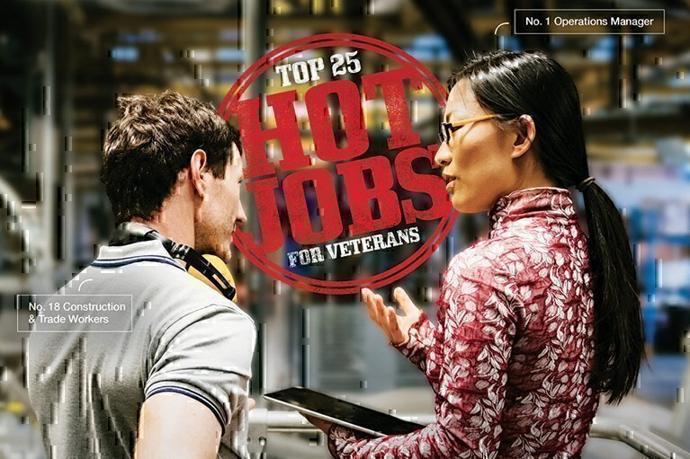 Hot Jobs for Veterans