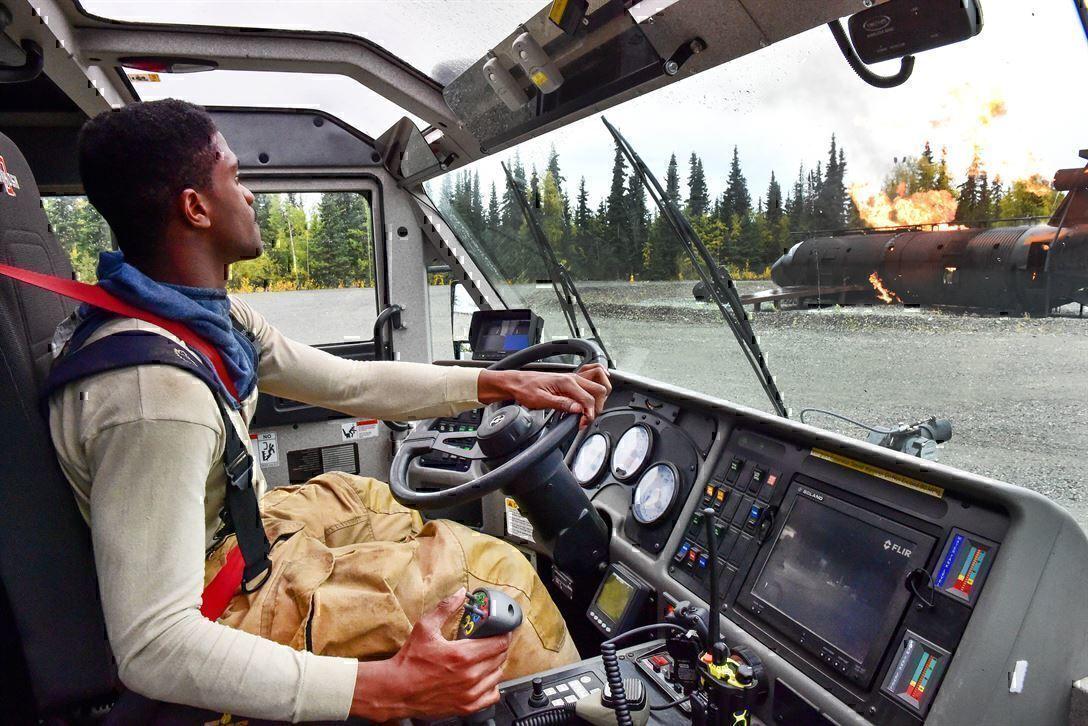 Truck driving jobs for veterans