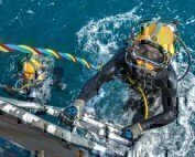 army divers