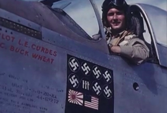 American WWII Pilot Was a Hero for Shooting Down a U.S. Plane