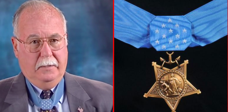 Medal of Honor Recipient Lead a Counterattack His First Time in Combat