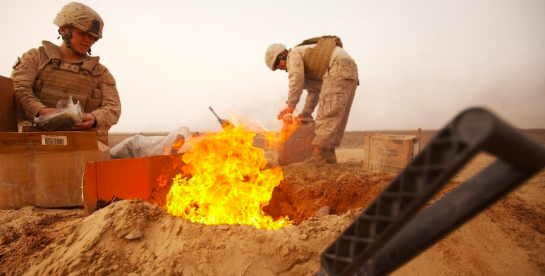 Why It's Important for Veterans to be on the Burn Pit Registry
