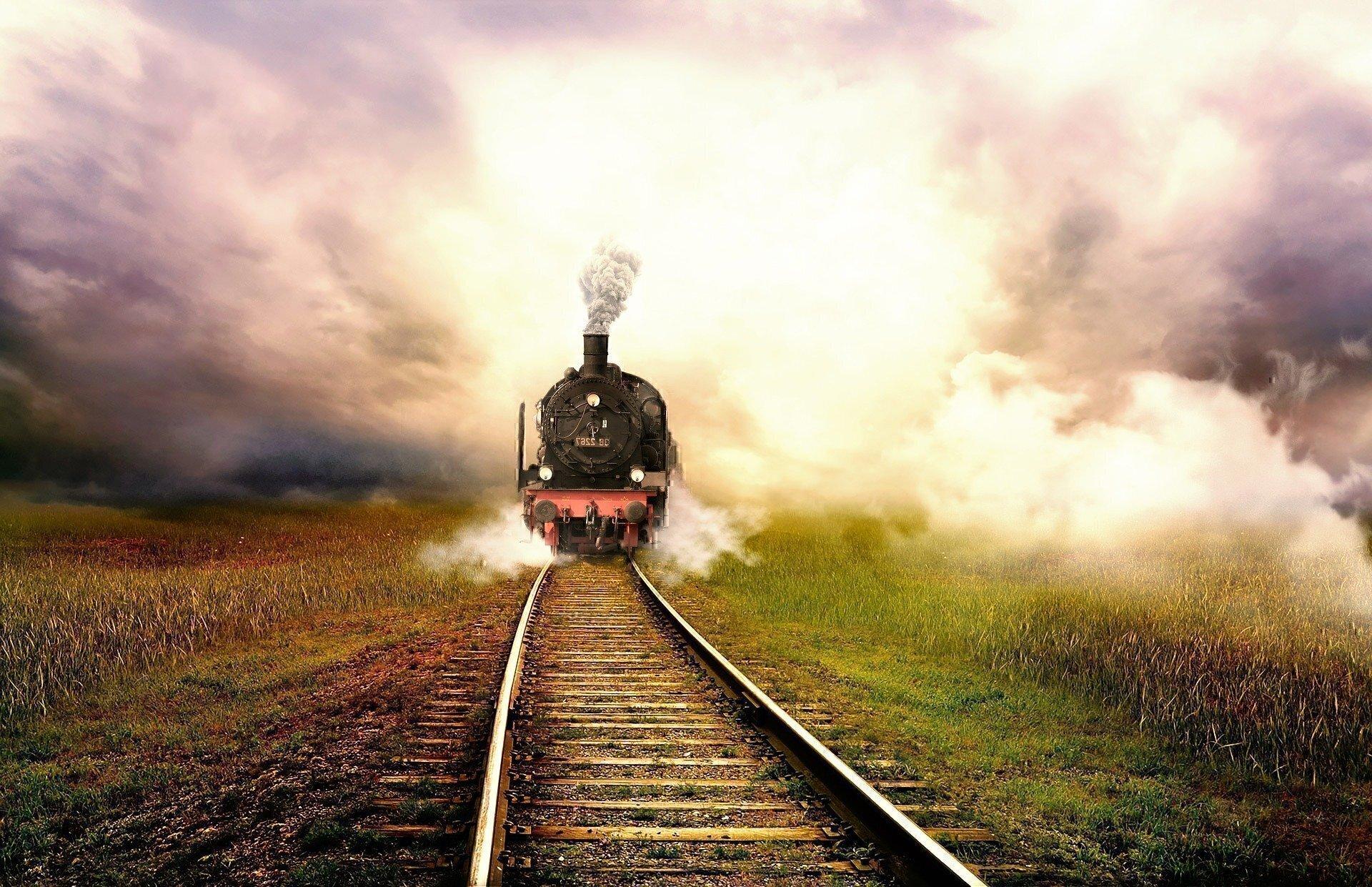 railroad conductor