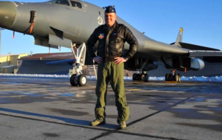 air force pilot saved united airlines flight