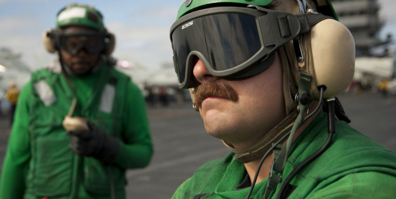 5 Reasons Why You Gotta Love the Combat 'Stache