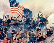 civil war battle