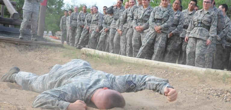 military suck