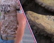 ways troops dress